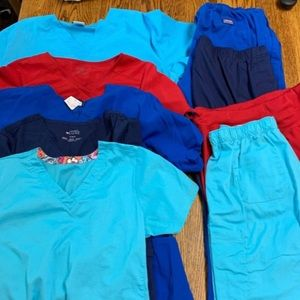 Scrubs! Only worn a few times! In great condition!